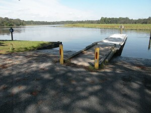 Accessible boat ramps