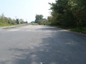 Transquaking Parking Lot