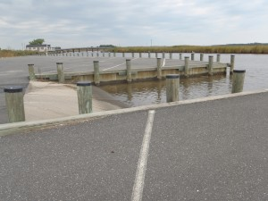 The Bestpitch Boat Ramp is suitable for small boats and experienced paddlers.