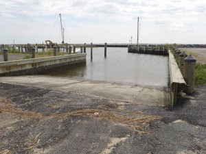 Elliotts Island Public Landing boat ramp