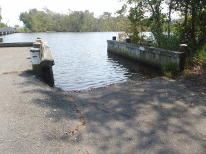 New Bridge Boat Ramp