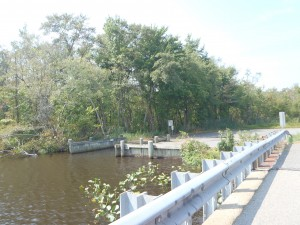 New Bridge Public Boat Ramp