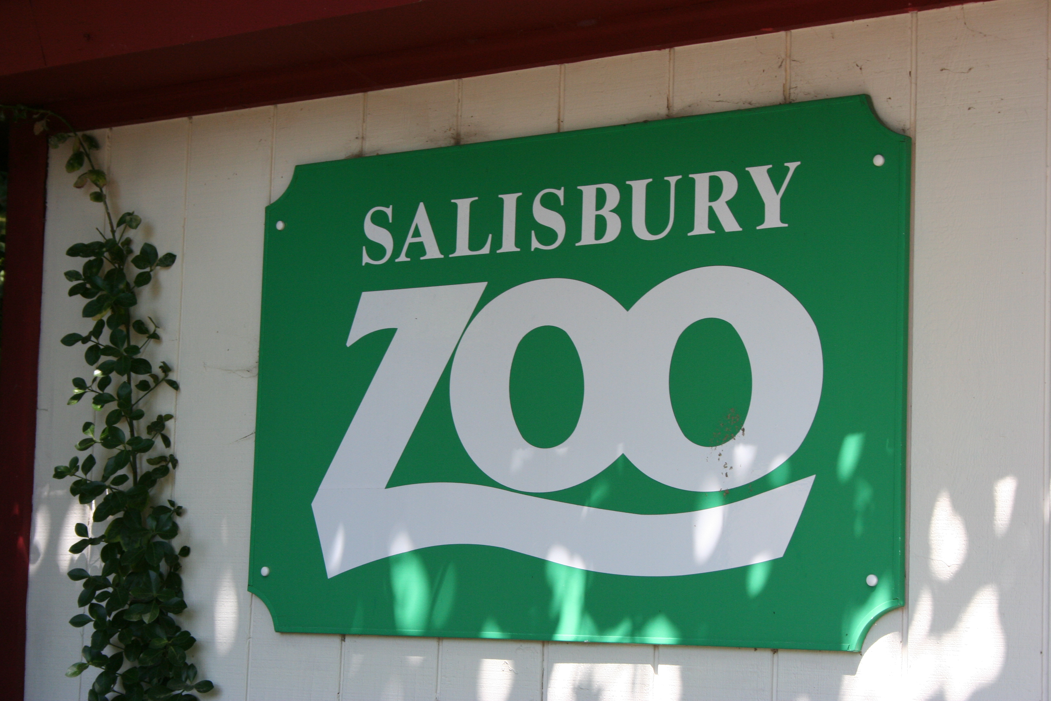 Salisbury Zoo - photo courtesy of Wicomico County Tourism